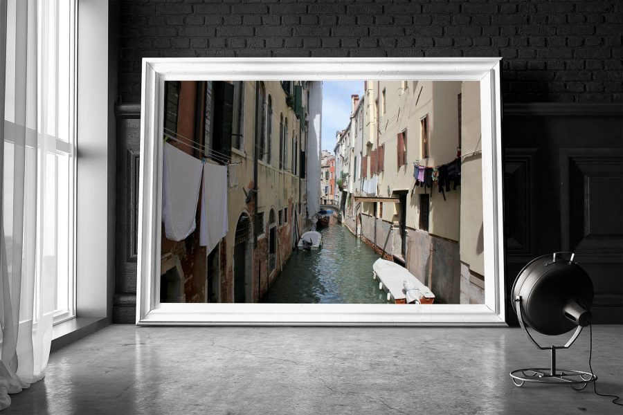 Venetie Poster en Print