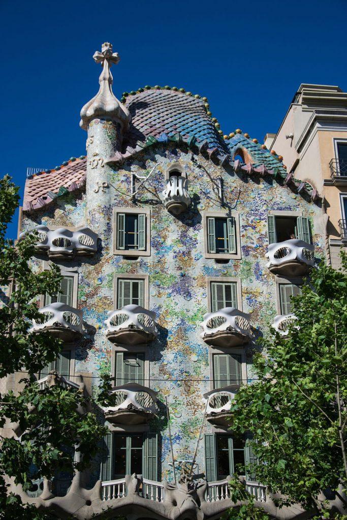 Casa_Batlló Gaudi