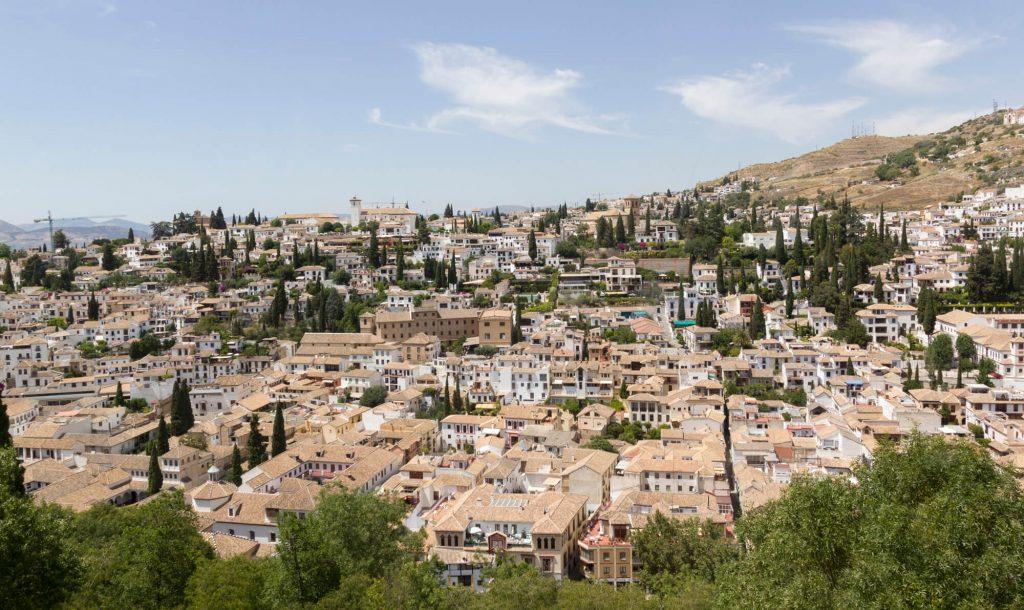 Granada-Moorse-Wijk-Albaicín