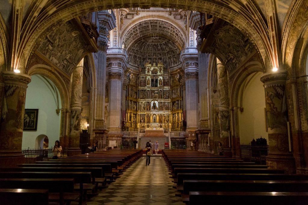 Granada-klooster-interieur