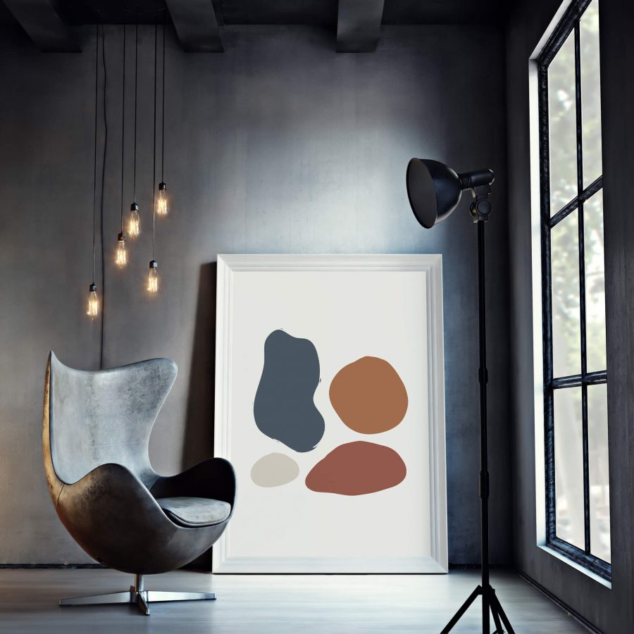 Abstract Shapes - Abstracte en geometrische posters kopen